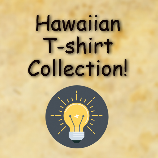 Hawaii T-shirt Collection